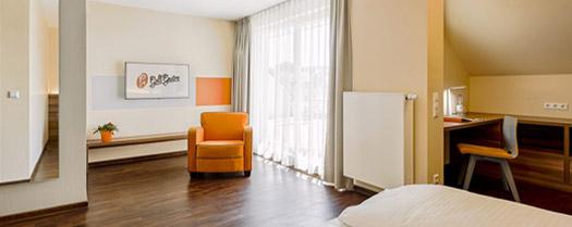 Paket 1 buchen beim Hotel Goll in Niefern bei Pforzheim